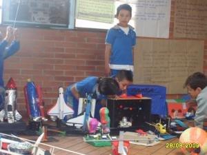 Día de la Ciencia 2009